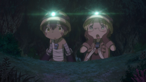 Made in Abyss Ep. 8-1