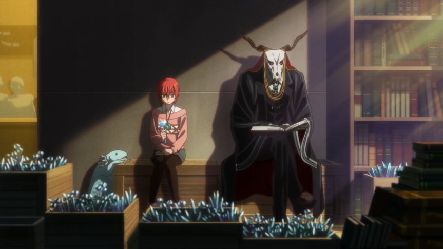 The Ancient Magus' Bride – Ep.2