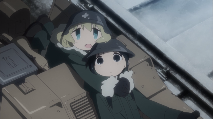 Girls' Last Tour – Ep. 1 (First Impressions)