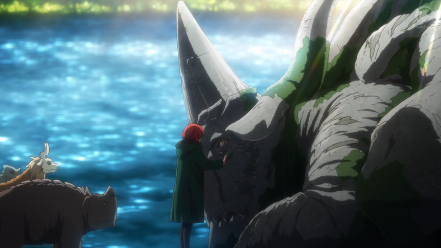 The Ancient Magus' Bride – Ep.3