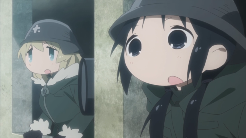 Girls' Last Tour – Ep. 6