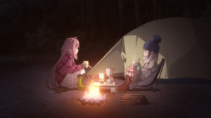 Laid-Back Camp Ep. 1-5