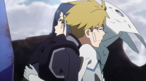Darling in the Franxx Ep. 9-6