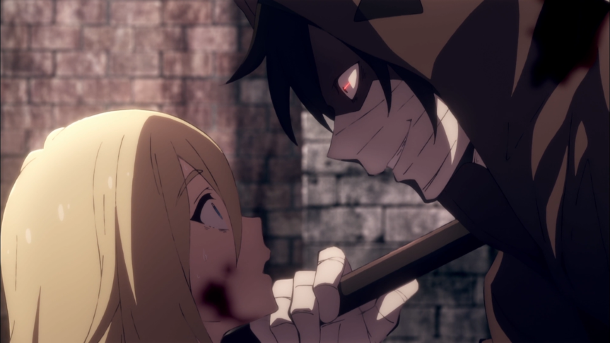 Angels of Death – Ep. 1 (First Impressions)