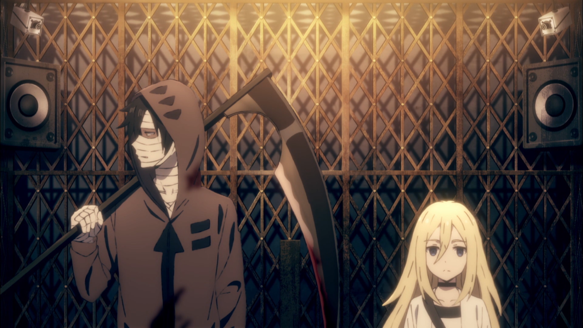 Angels of Death - Ep. 2