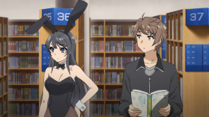 Rascal Does Not Dream of Bunny Girl Senpai Ep. 1-1