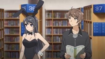 Rascal Does Not Dream of Bunny Girl Senpai Ep. 1-1