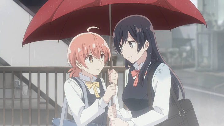 Bloom Into You – Ep. 8