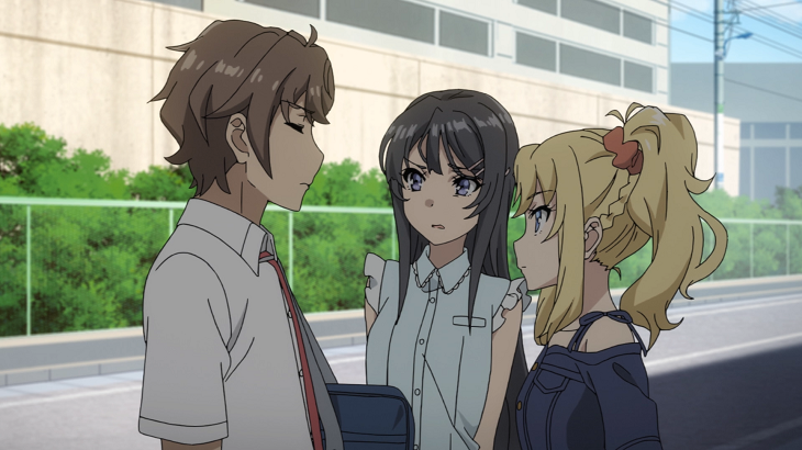 Rascal Does Not Dream of Bunny Girl Senpai – Ep. 9