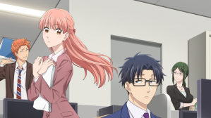 Wotakoi Love is Hard for Otaku