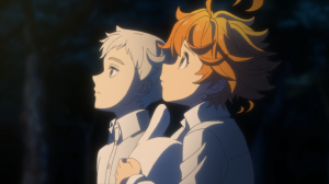 the promised neverland ep. 1-4