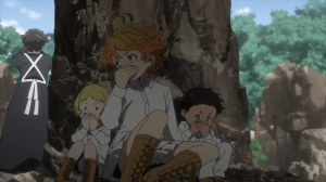 the promised neverland ep. 3-5