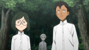 The Promised Neverland Ep. 4-5
