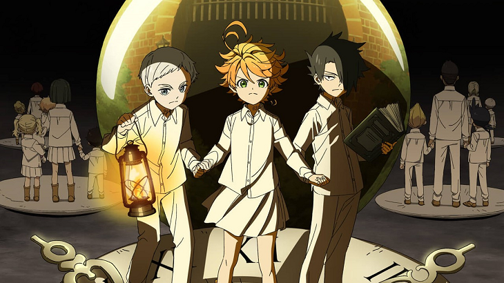 The Promised Neverland – Ep. 12 (Season Finale)