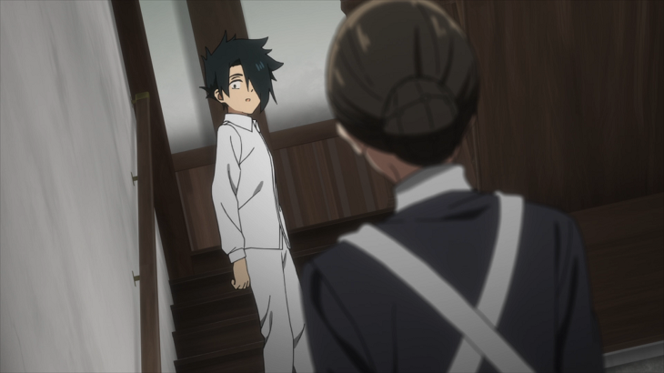 The Promised Neverland – Ep.8