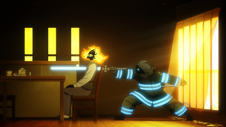 Fire Force – Ep. 2
