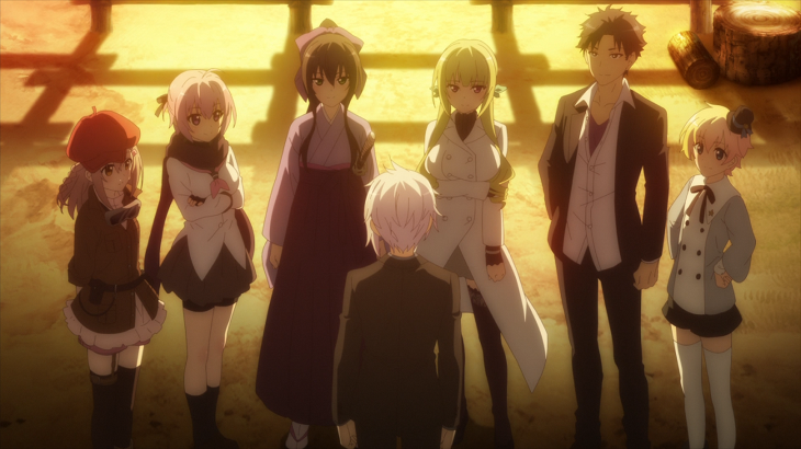 High School Prodigies Have It Easy Even In Another World – Ep. 1 (First Impressions)