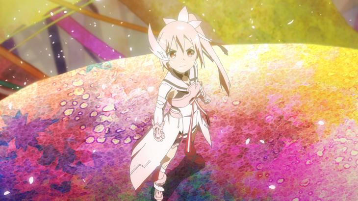 Yuki Yuna is a Hero – Ep.1