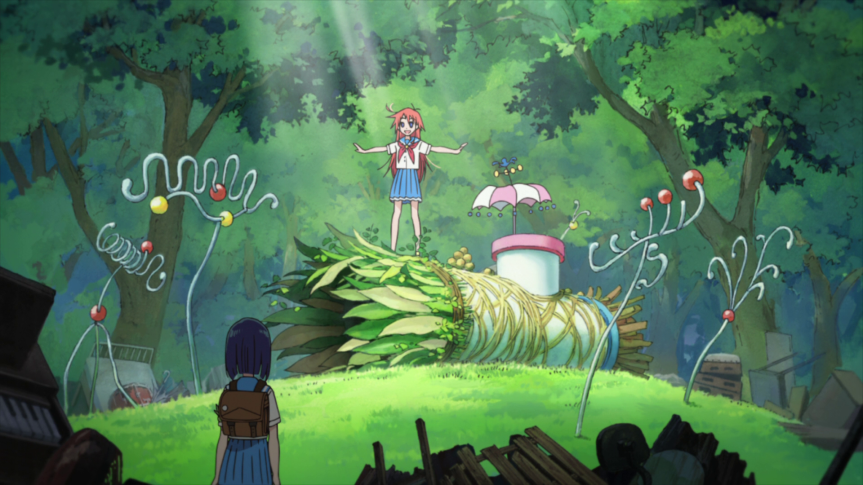 Flip Flappers – Ep.4