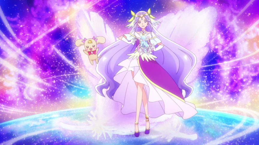 Healin' Good Pretty Cure – Ep. 20