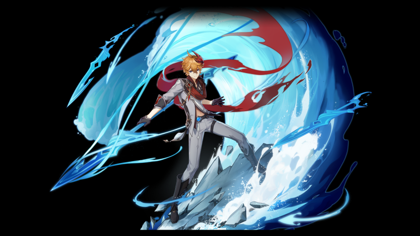 Genshin Impact Character Review –Tartaglia